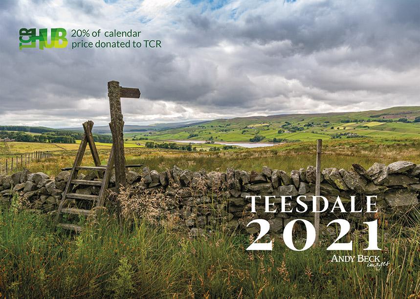 NEW! Teesdale Calendar 2021
